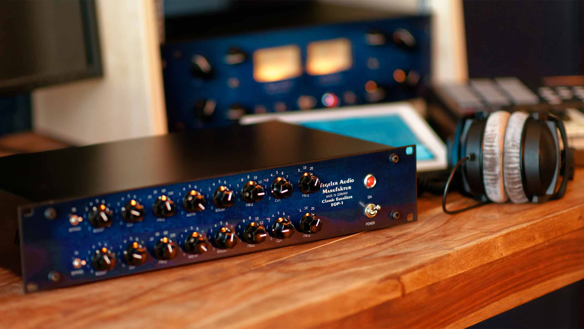 Classic Equalizer EQP-1 – Passive Tube Equalizer